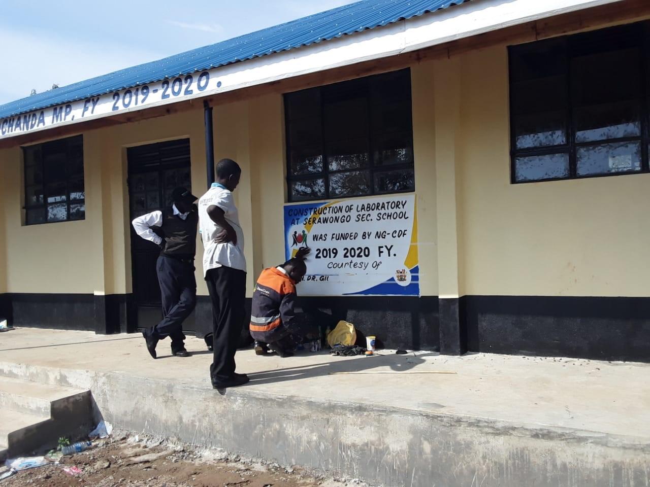 SERAWONGO SECONDARY SCHOOL LABORATORY